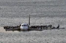 Hudson plane