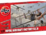 Royal Aircraft Factory R.E.8 (A01076)