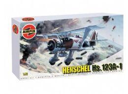 Henschel Hs123A-1