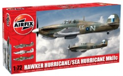 Hawker Hurricane Sea Hurricane MkIIc