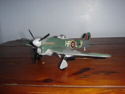 Hawker typhoon steve