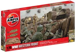 Ww1 the western front