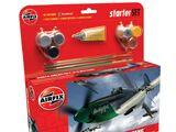 North American Aviation P-51D Mustang Starter Set (A50095)
