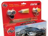 Ford Fiesta WRC Starter Set (A55302)