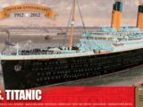 RMS Titanic Gift Set 1:400 (A50146)