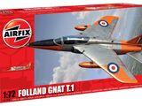 Folland Gnat T1 (A01006)