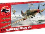 Hawker Hurricane Mk1 (A02082A)