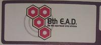 8th E.A.D. Logo
