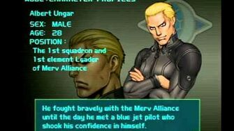 Air Force Delta Strike Character Profile-Albert Ungar