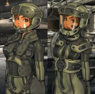 Ruth Valentine Flight Suit 1