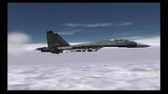 Merv Su-27SMK lacks an emblem