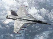 F-18S AFD Storm Wallpaper 1