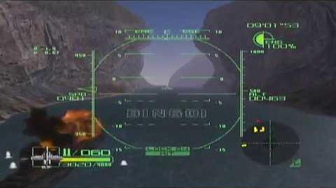 Airforce Delta Storm - Mission 03 Through the Valley of Death (Agakles Airbase)