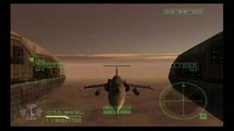 Airforce Delta Strike - Phase 11 - Mission 21B Departure (Ellen unlocked)