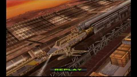Airforce Delta - Mission 09 Nuclear Transport Blockade
