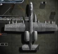 A-10 AFD Storm PAL
