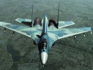 Su-27SMK AFD Storm Wallpaper 1