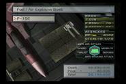 F-15E FAE Bombs