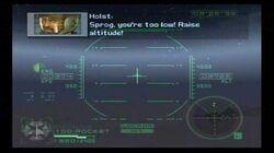 Airforce Delta Strike - Phase 5 - Mission 09 Iceberg