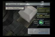 Block Shooter All Delete Block