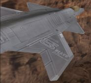 Bravo Team X-36 2