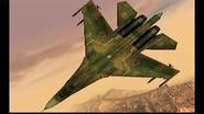 Su-27B Enemy AFD 2