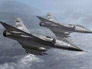 Mirage 2000 AFD Storm Wallpaper 1