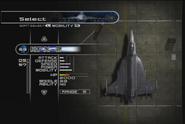 F-16XL AFD Storm