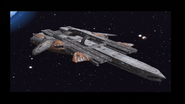 Space Descent Aircraft Carrier (Isis, Mathild, Neeth, Toutatis)