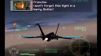 Airforce Delta Strike-Aura-Wing music