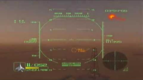 Airforce Delta Storm - Mission 25 Electronic Darkness (Eleon Airbase)
