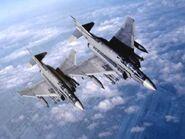 F-4S AFD Storm Wallpaper 1