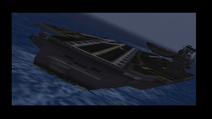 USS George H.W. Bush (CVN-77) (landing view)