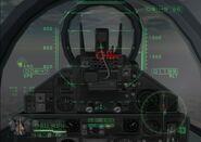 J-7MG Cockpit 1