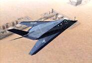 F-117A AFD Strike Gameplay 1