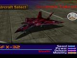 JSF X-32