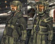 Holst Prende Flight Suit 1