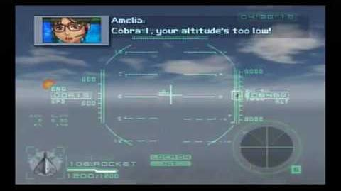 "Airforce Delta Strike - Phase 6 - Mission 13 ""Stampede Campaign"" Armed Fighting Walker"
