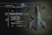 X-36 AFD Storm