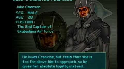 Air Force Delta Strike Character Profile-Jake Emerson