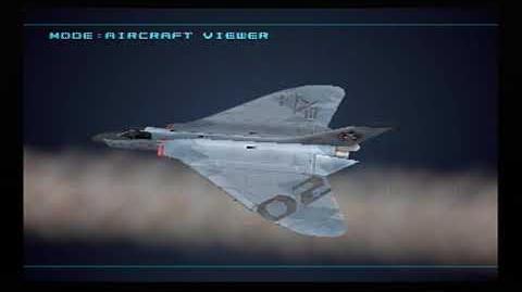 Airforce Delta Strike - Aircraft Viewer Brian Douglas (with Sea Vixen)