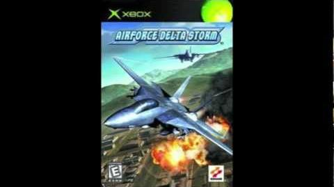 Airforce Delta Storm - Parting Shots