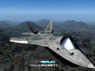 X-32A AFD Storm Replay 1