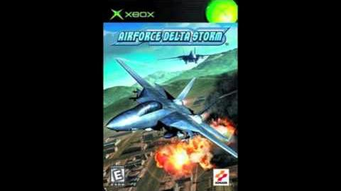 Airforce Delta Storm - Battle of Castalia Sea