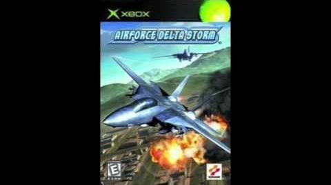 Airforce Delta Storm - The Crimson Sea