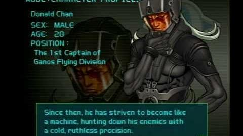 Air Force Delta Strike Character Profile-Donald Chan