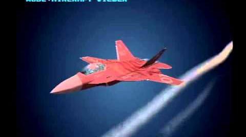 Air Force Delta Strike Aircraft Viewer-Ellen's Planes