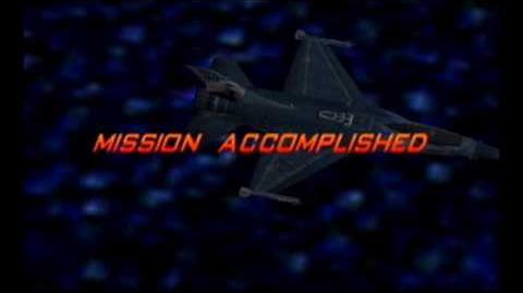 Airforce Delta - Mission 06 Escort Mission