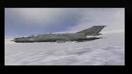 MiG-21bis emblem on front