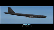 B-52H lacks an emblem